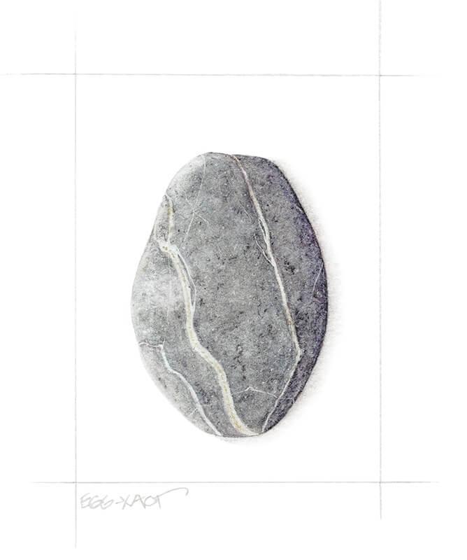 Egg-Xact Beach Stone